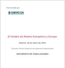 """Conclusiones De La Jornada """"El Cambio De Modelo Energético Y Europa"""""""