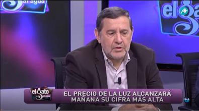 «Falta Mucha ética En La Gobernanza Del Sector Energético». Sergio De Otto En Intereconomía