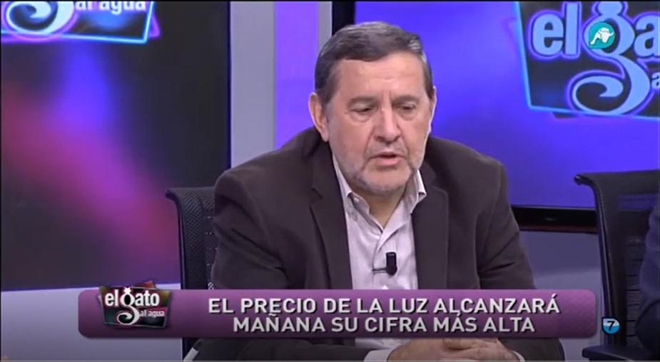 Sergio De Otto En El Gato Al Agua