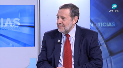 «En La Subida De La Luz Influye Sobre Todo Un Sistema Eléctrico Pésimo» Sergio De Otto En Intereconomía TV