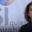 """Teresa Ribera """"No Hay Estrategia De Negocio Sin Sostenibilidad Social Y Ambiental"""""""