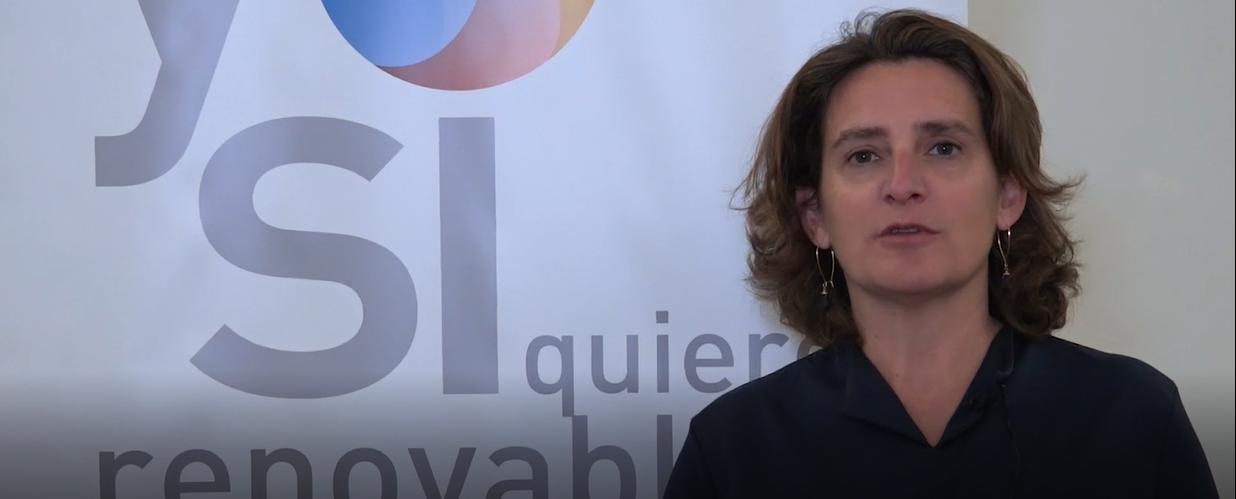 Teresa Ribera «No Hay Estrategia De Negocio Sin Sostenibilidad Social Y Ambiental»