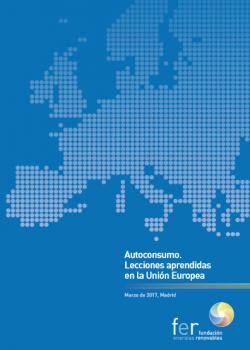 Autoconsumo. Lecciones aprendidas en la Unión Europea