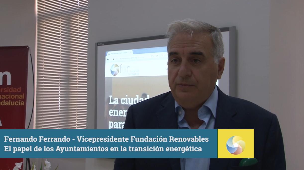 """""""Los Ayuntamientos Tienen La Oportunidad De Ser Difusores De Comportamiento Por El Cambio"""""""