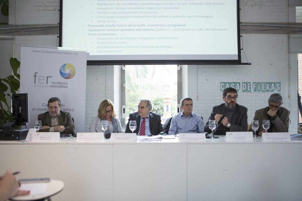 La Fundación Renovables Presenta Un Paquete Global De Medidas Urgentes E Ineludibles Para Llevar A Cabo La Transición Energética