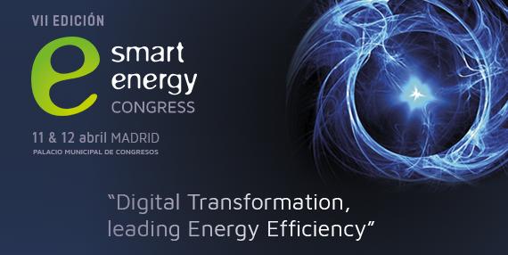 "Smart Energy Congress 2018 ""Digital Transformation, leading Energy Efficiency"""
