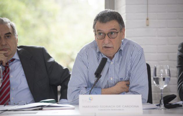 Mariano Sidrach: «Deberíamos acelerar la transición energética»