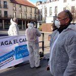 Movilizaciones En Toda España Para Demandar El Fin Del Carbón Ante El Inicio De La Cumbre Del Clima