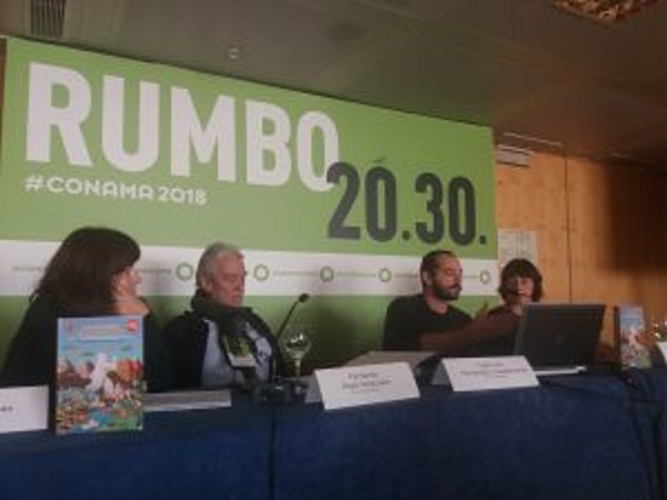 """Fernando Prats Presenta En Conama El Libro """"CIUDADES EN MOVIMIENTO"""""""