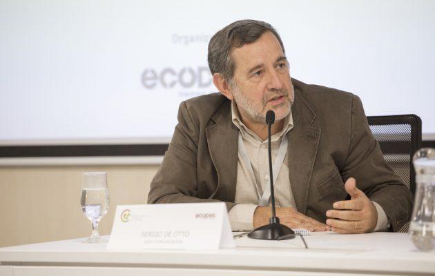 Sergio de Otto: «El único punto negativo es el bloqueo político actual»