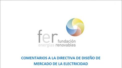 Comentarios A La Directiva De Diseño De Mercado De La Electricidad