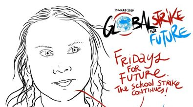 Alianza Por El Clima Apoya La Movilización De Estudiantes Contra El Cambio Climático