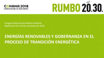 Energías Renovables Y Gobernanza En El Proceso De Transición Energética