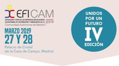 Mesa sobre autoconsumo fotovoltaico en EFICAM 2019