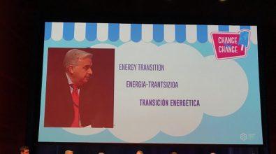 """Viajamos A Donostia-San Sebastián Para Participar En La Conferencia Internacional De Cambio Climático """"Change The Change"""""""