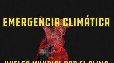 27 De Septiembre Huelga Mundial Por El Clima