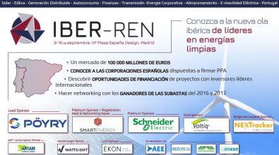 Congreso IBER REN