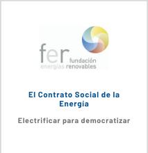 El Contrato Social De La Energía: Electrificar Para Democratizar