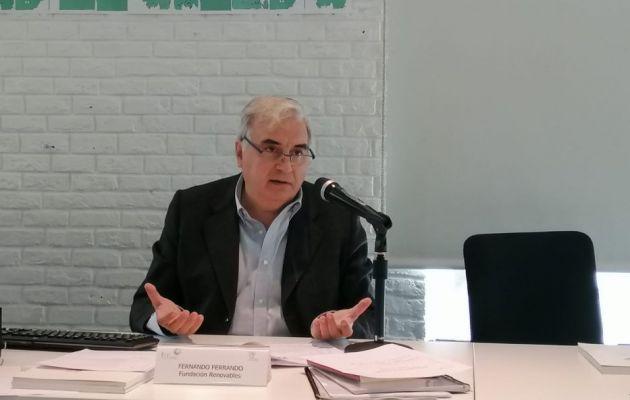 Fernando Ferrando: «El ritmo del PNIEC es bueno, mayor que el resto de Europa, pero debería ser más alto»