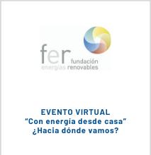 """Eventos """"Con Energía Desde Casa"""": ¿Hacia Donde Vamos?"""