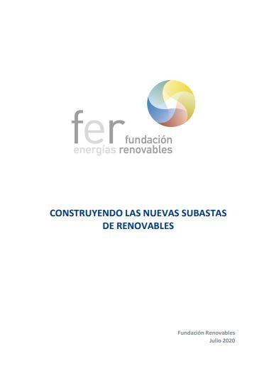 Construyendo las nuevas subastas de renovables