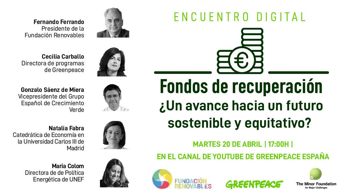 Fondos de Recuperación: ¿Un avance hacia un futuro sostenible y equitativo?
