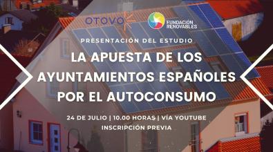 La apuesta de los ayuntamientos españoles por el autoconsumo