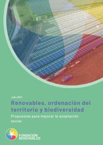 Renovables, ordenación del territorio y biodiversidad: Propuestas para mejorar la aceptación social