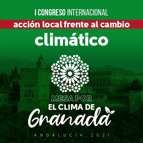 I Congreso Internacional Acción frente al Cambio Climático